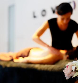 massage, massage duo, massage californien